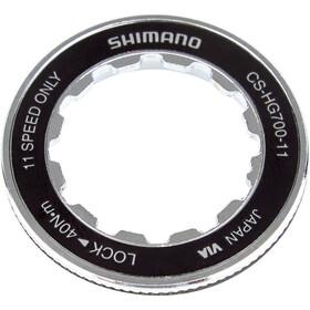 Shimano CS-HG-700-11 Kassetten Verschlussring mit Distanzscheibe